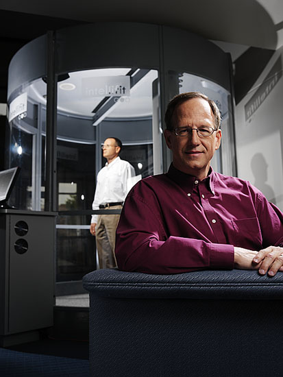 3-D Body Holographic (millimeter wave) Scanner - Available